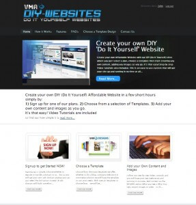affordable website solution